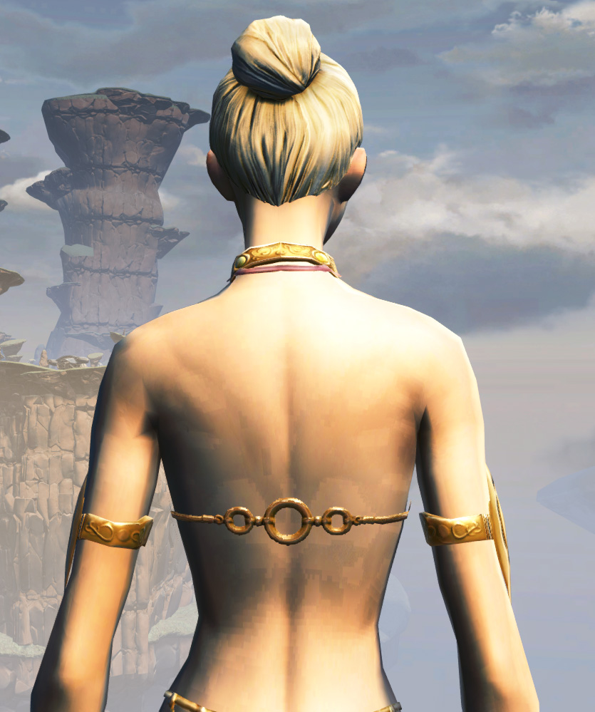 Slave Girl Outfit Swtor
