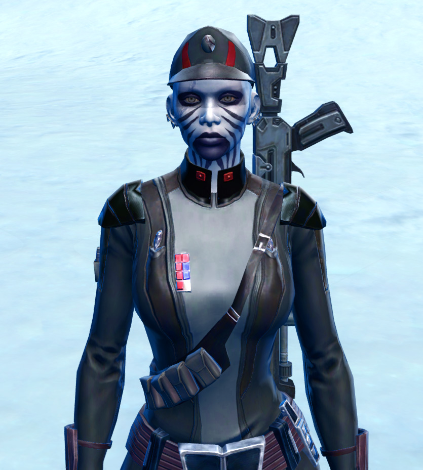 Hooligan Armor Set from Star Wars: The Old Republic.