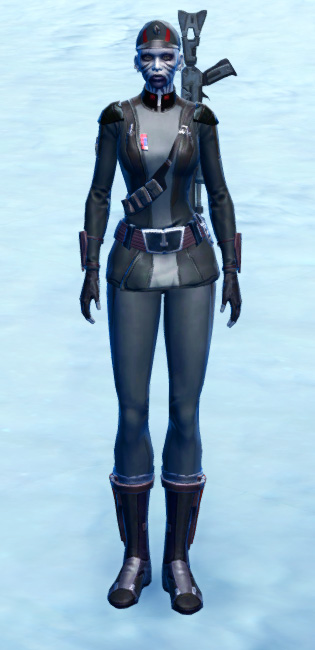 Hooligan Armor Set Outfit from Star Wars: The Old Republic.
