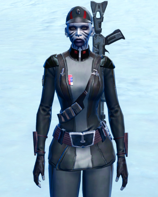 Hooligan Armor Set Preview from Star Wars: The Old Republic.