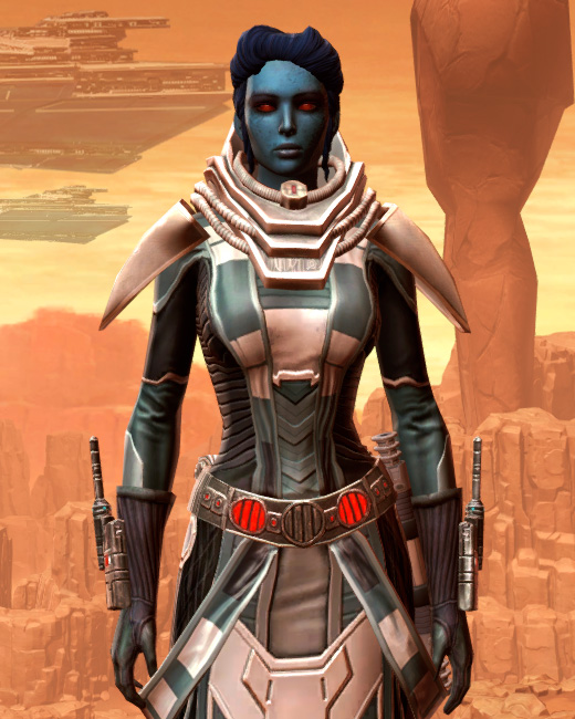 Sorcerer Adept Armor Set Preview from Star Wars: The Old Republic.