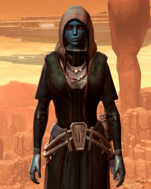 Sorcerer Armor Set Preview from Star Wars: The Old Republic.