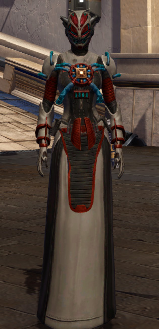 Soulbenders Armor Set Outfit from Star Wars: The Old Republic.