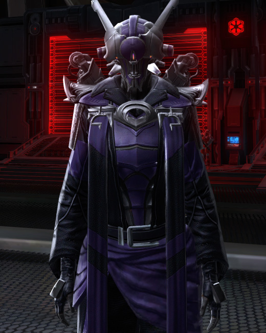 Sovereign Executioner Armor Set Preview from Star Wars: The Old Republic.