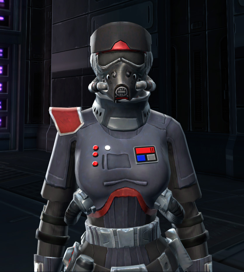 Special Forces Armor Set from Star Wars: The Old Republic.