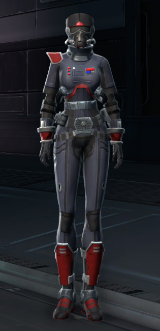 Special Forces Armor Set Outfit from Star Wars: The Old Republic.