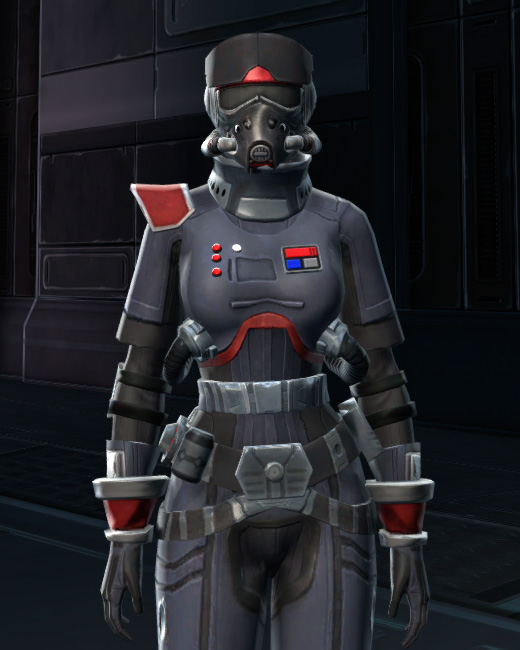 Special Forces Armor Set Preview from Star Wars: The Old Republic.