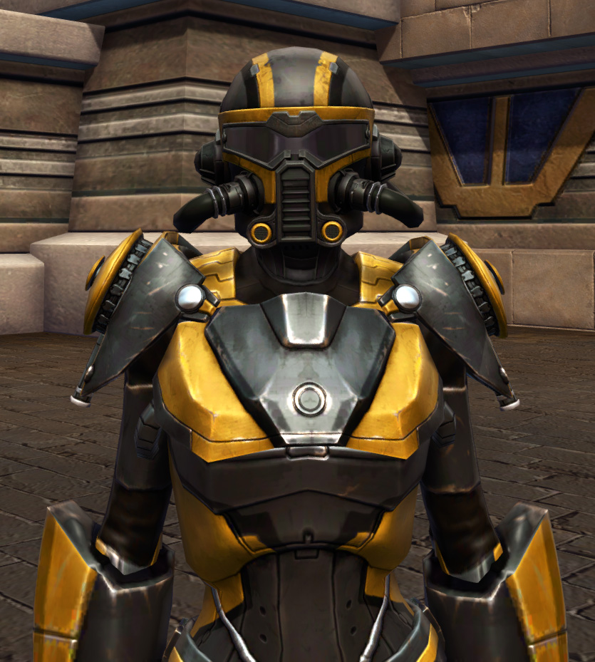 Squad Leader Armor Set from Star Wars: The Old Republic.