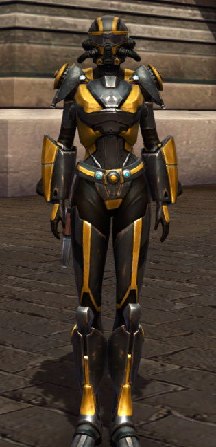 Squad Leader Armor Set Outfit from Star Wars: The Old Republic.