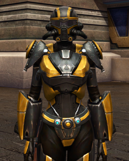 Squad Leader Armor Set Preview from Star Wars: The Old Republic.