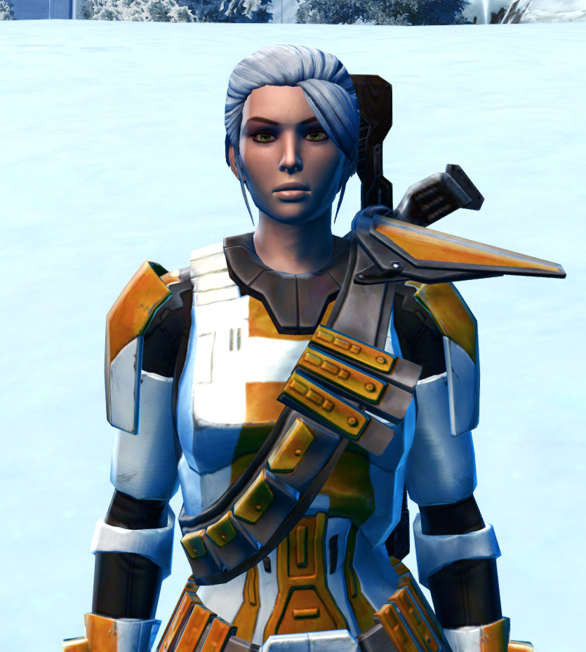 Stalwart Protector Armor Set from Star Wars: The Old Republic.