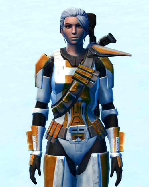 Stalwart Protector Armor Set Preview from Star Wars: The Old Republic.