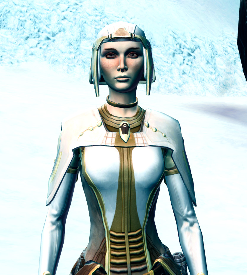 Stately Diplomat Armor Set from Star Wars: The Old Republic.