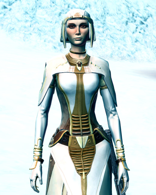 Stately Diplomat Armor Set Preview from Star Wars: The Old Republic.