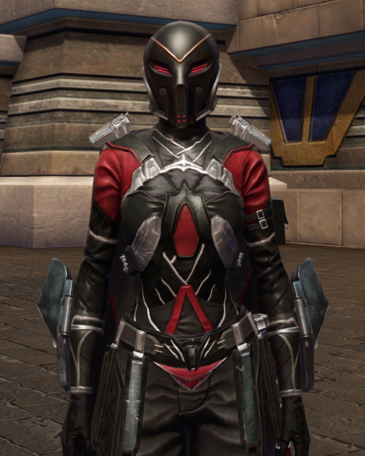 Masterwork Ancient Field Tech Armor Set Preview from Star Wars: The Old Republic.