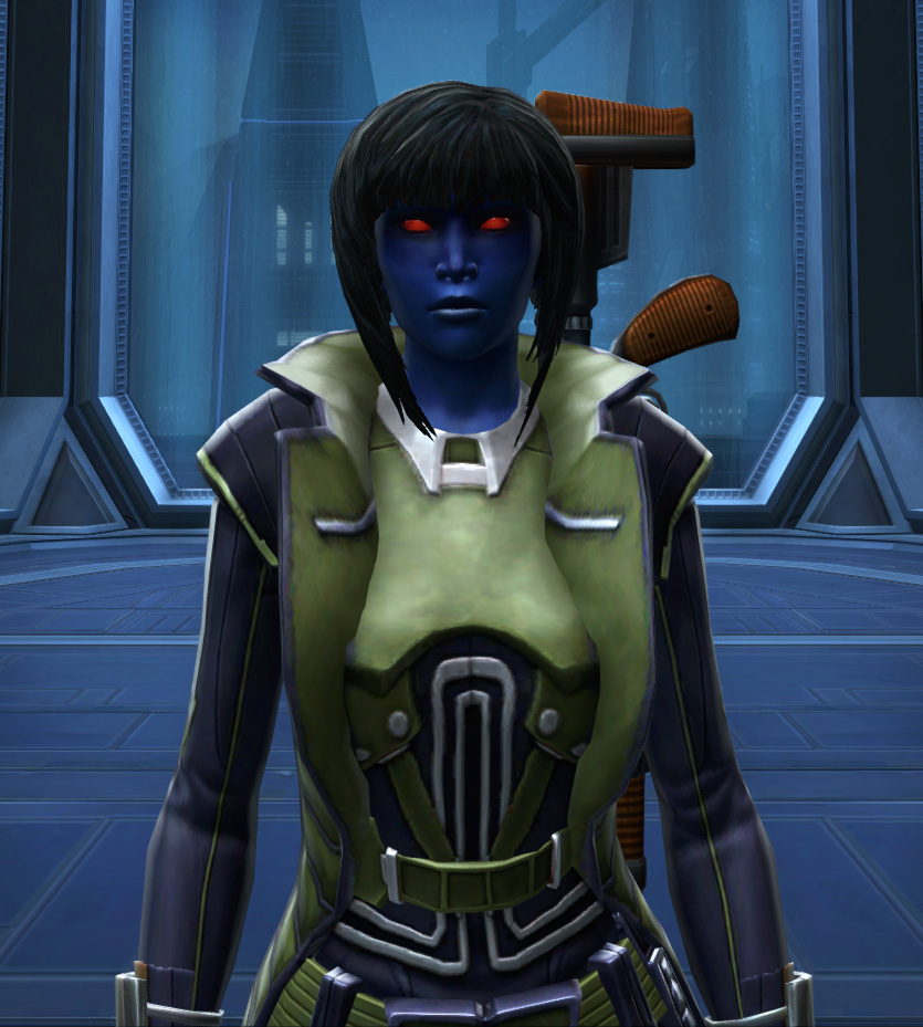 Subversive Armor Set from Star Wars: The Old Republic.