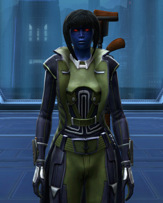 Subversive Armor Set Preview from Star Wars: The Old Republic.