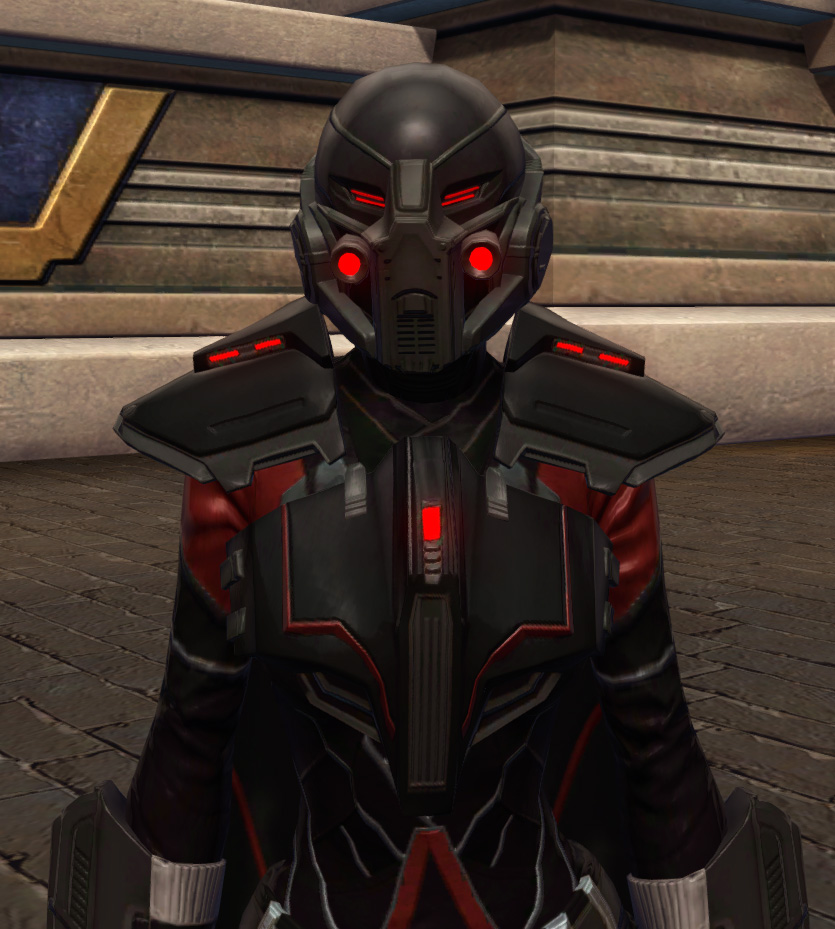 Taskmaster Armor Set from Star Wars: The Old Republic.