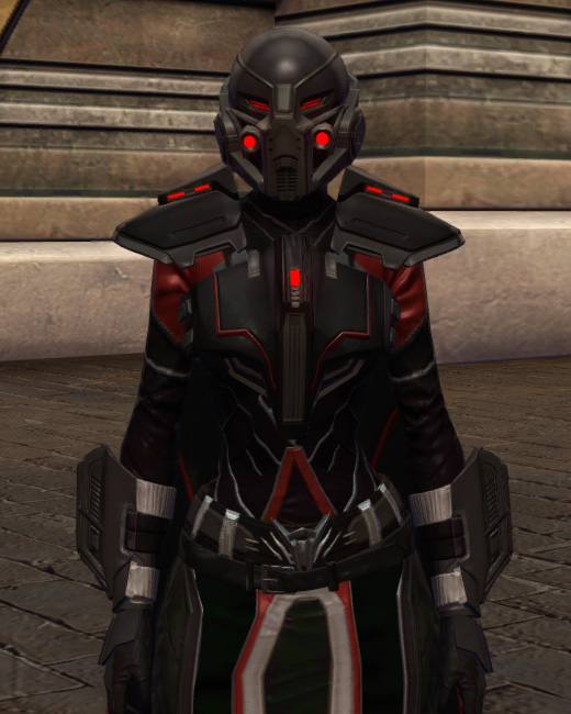 Taskmaster Armor Set Preview from Star Wars: The Old Republic.