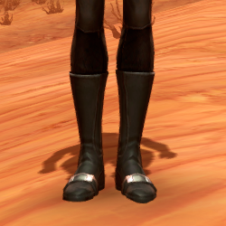 TD-02A Battle Boots (Imperial)