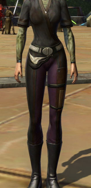 TD-06A Fury Leggings (Republic) Armor Set Preview from Star Wars: The Old Republic.