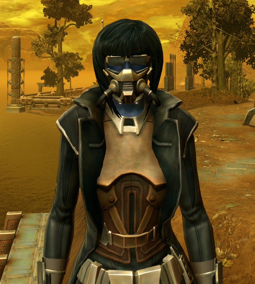 TD-07A Scorpion Armor Set from Star Wars: The Old Republic.