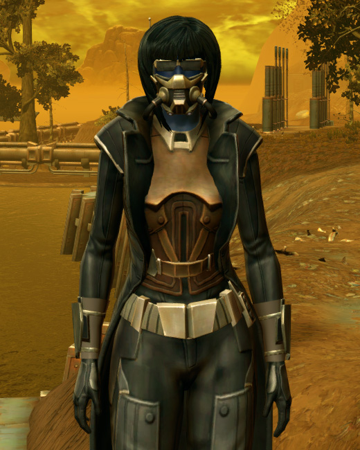 TD-07A Scorpion Armor Set Preview from Star Wars: The Old Republic.