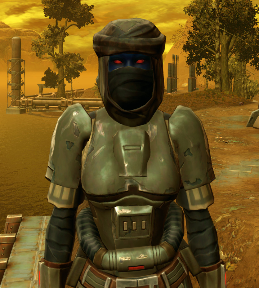 TD-17A Imperator Armor Set from Star Wars: The Old Republic.