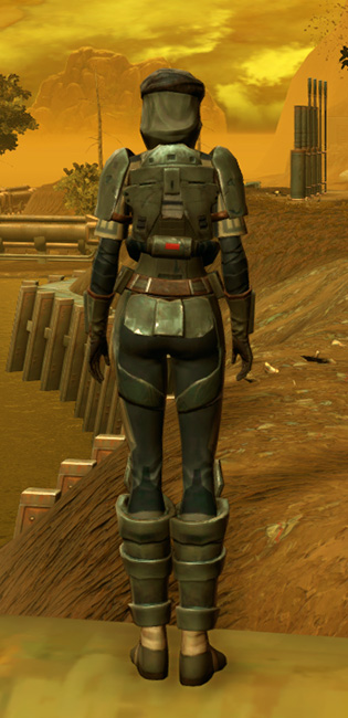TD-17A Imperator Armor Set player-view from Star Wars: The Old Republic.