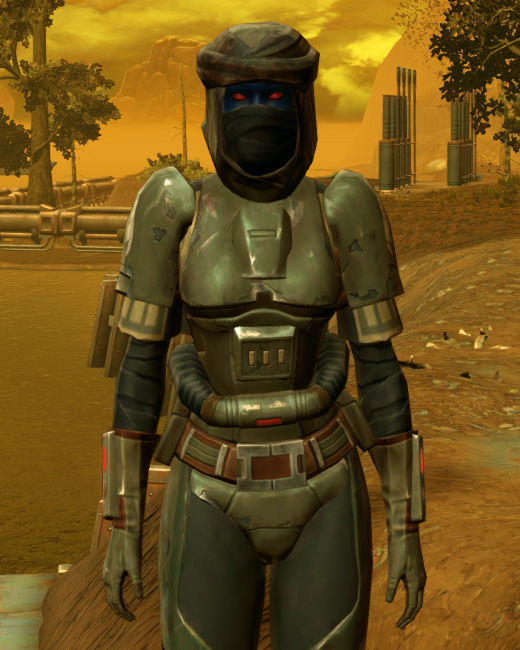 TD-17A Imperator Armor Set Preview from Star Wars: The Old Republic.