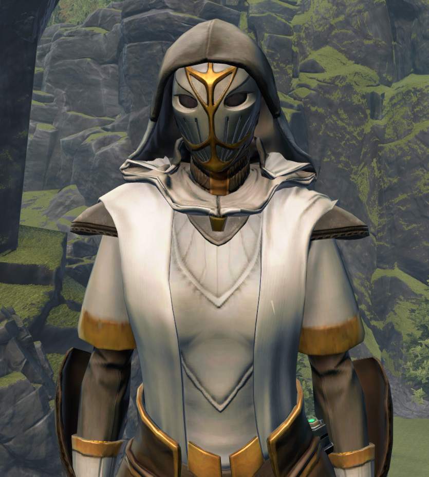 Temple Guardian Armor Set from Star Wars: The Old Republic.