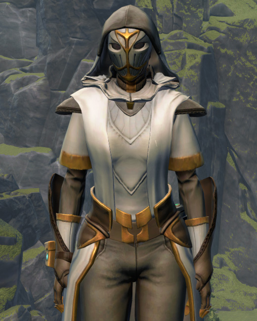 Temple Guardian Armor Set Preview from Star Wars: The Old Republic.