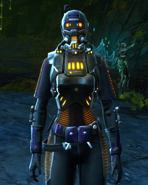THORN Epicenter (Red) Armor Set Preview from Star Wars: The Old Republic.