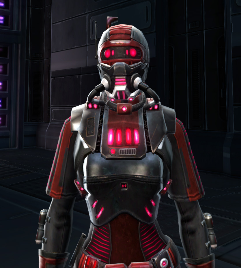 THORN Sanitization Armor Set from Star Wars: The Old Republic.