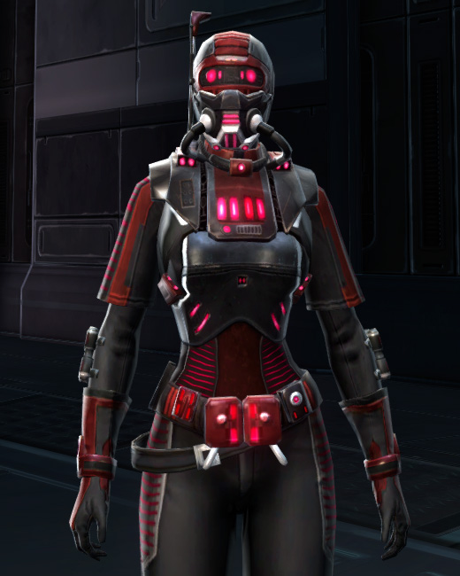 THORN Sanitization Armor Set Preview from Star Wars: The Old Republic.
