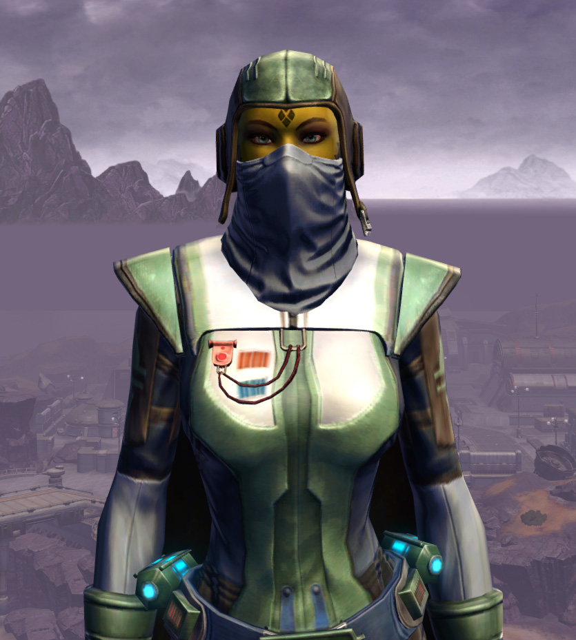 Titanium Onslaught Armor Set from Star Wars: The Old Republic.
