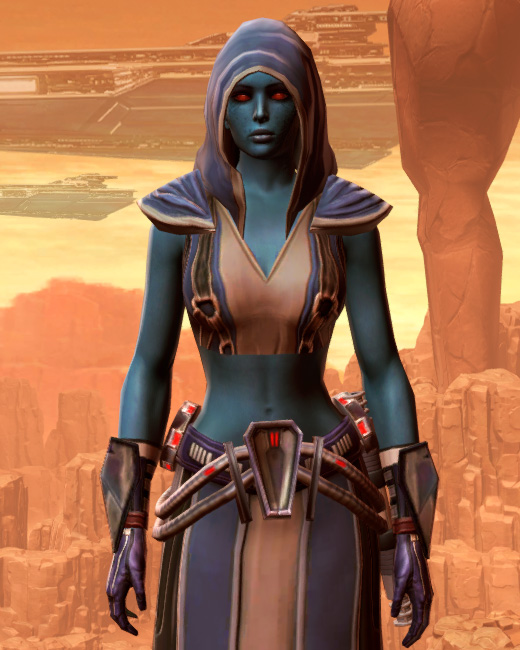 Traditional Demicot Armor Set Preview from Star Wars: The Old Republic.