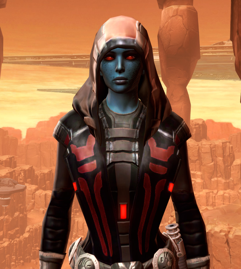 Traditional Nylite Armor Set from Star Wars: The Old Republic.
