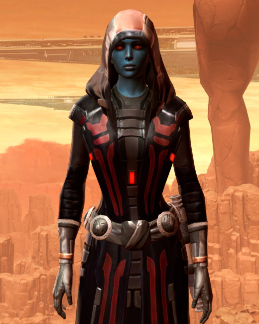 Traditional Nylite Armor Set Preview from Star Wars: The Old Republic.