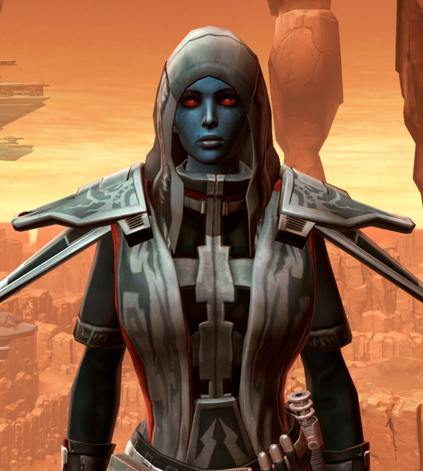 Traditional Thermoweave Armor Set from Star Wars: The Old Republic.