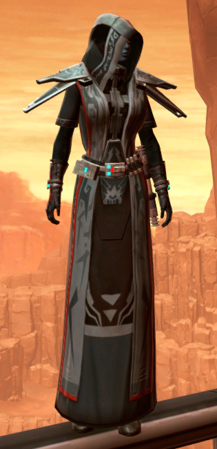 Traditional Thermoweave Armor Set Outfit from Star Wars: The Old Republic.