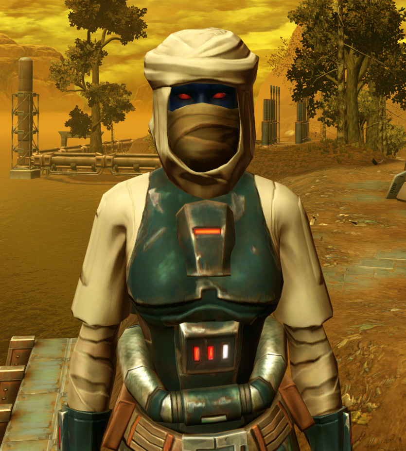 Trainee Armor Set from Star Wars: The Old Republic.