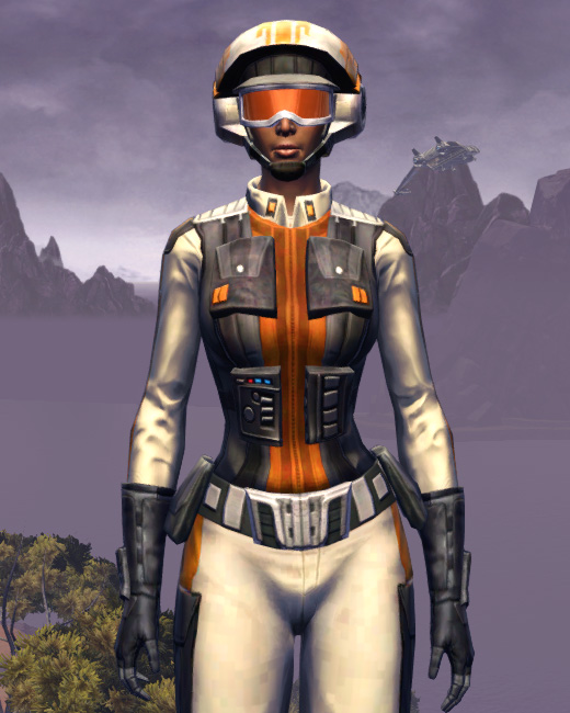 Trainee Armor Set Preview from Star Wars: The Old Republic.