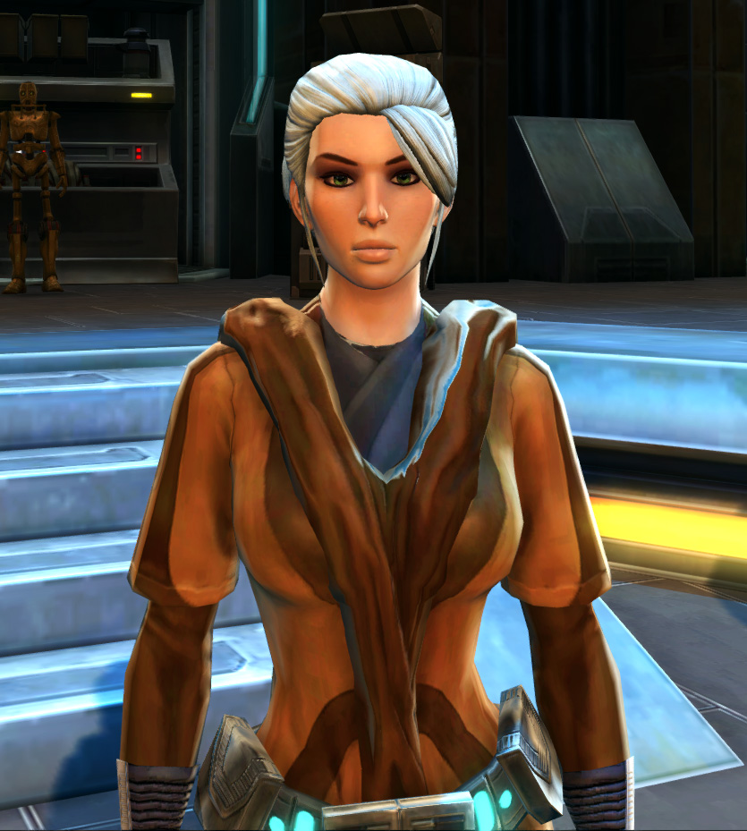 Traveler (Republic) Armor Set from Star Wars: The Old Republic.