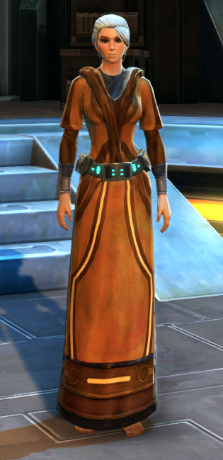 Traveler (Republic) Armor Set Outfit from Star Wars: The Old Republic.