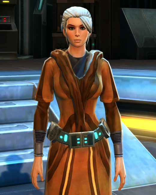 Traveler (Republic) Armor Set Preview from Star Wars: The Old Republic.