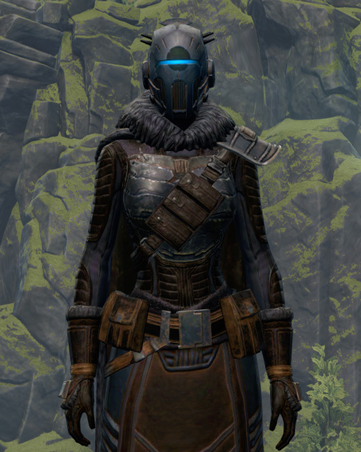 Tribal Champion Armor Set Preview from Star Wars: The Old Republic.