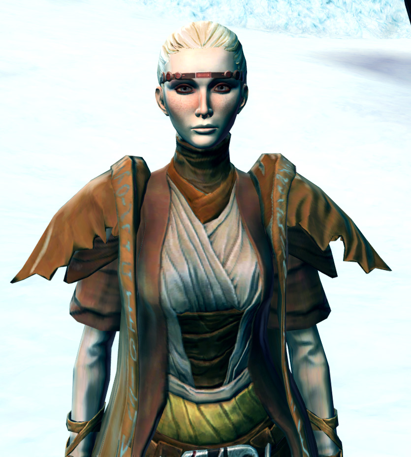 Tribal Hermit Armor Set from Star Wars: The Old Republic.