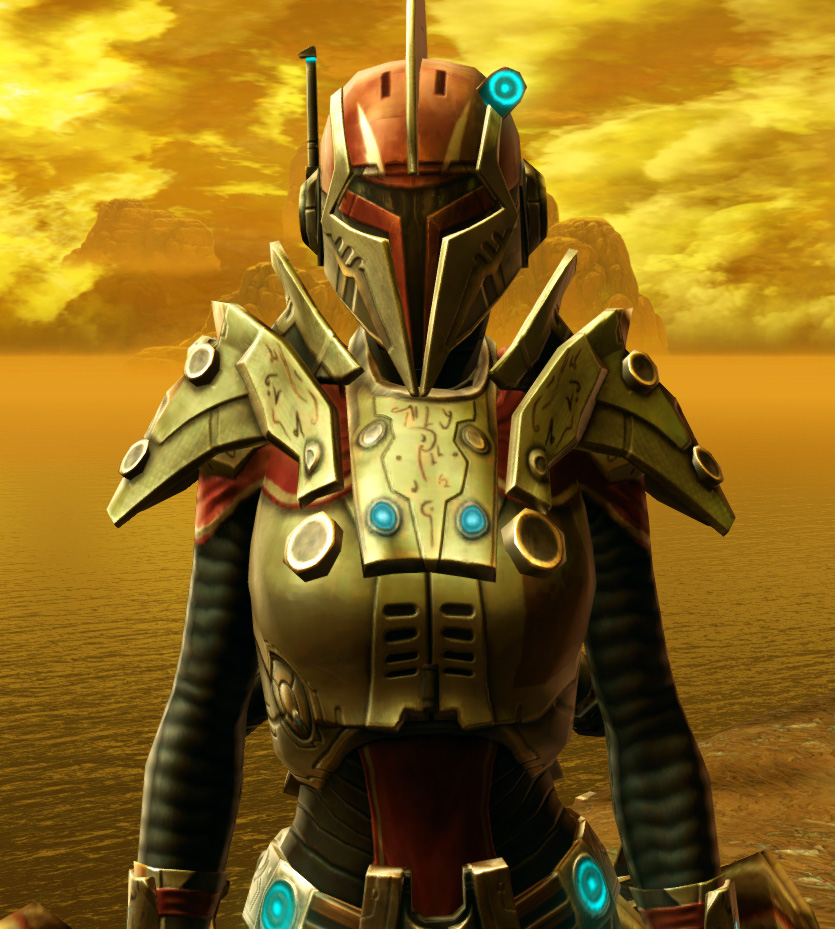 Trimantium Asylum Armor Set from Star Wars: The Old Republic.