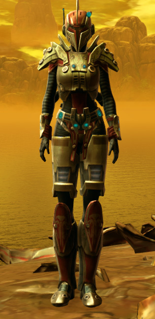 Trimantium Asylum Armor Set Outfit from Star Wars: The Old Republic.